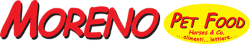 Moreno Pet Food Logo
